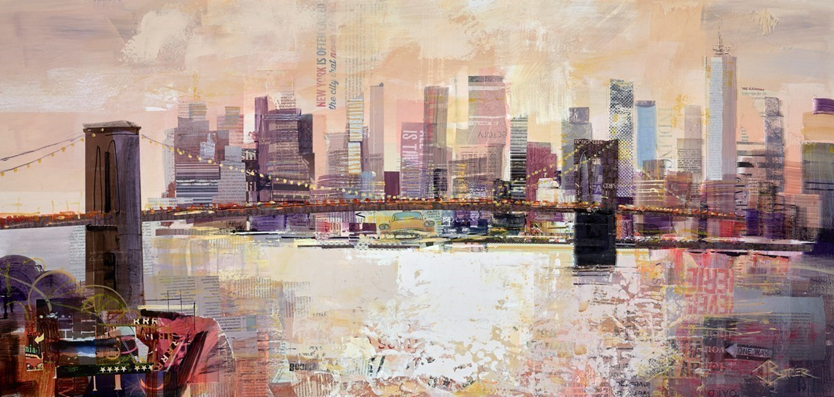 Sun-Spangled-Stunner by Tom Butler -  sized 42x20 inches. Available from Whitewall Galleries